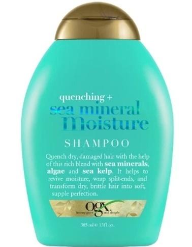 Organix Şampuan Deniz Mın.385Ml Renksiz